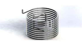 关于不锈钢换热管漏水问题